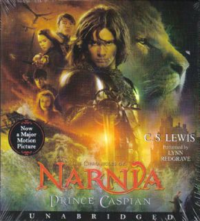 Narnia 4 Prince Caspian Movie Ed C s Lewis 0061435279