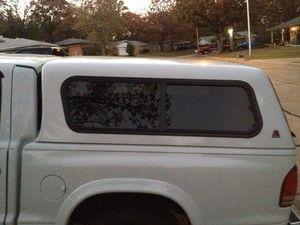 Camper Shell Dodge Dakota Short Bed Pickup Topper