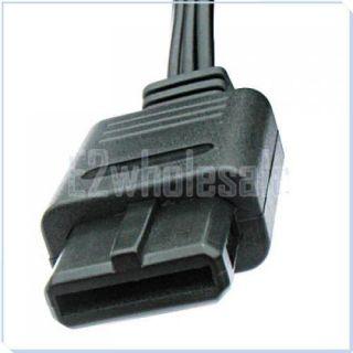 TV AV Cable Cord Wires for Nintendo 64 GameCube N64