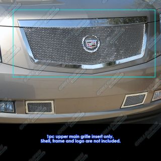 2007 2012 Cadillac Escalade Stainless Steel Mesh Grille Grill Insert