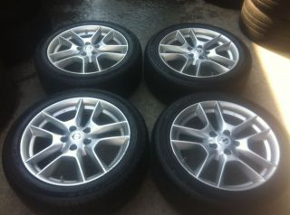 Nissan Maxima 2010 2011 18 Factory Wheels Rims Tires 2454518 Goodyear