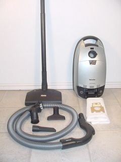 wow miele cannister vacuum w tools s548 electro plus