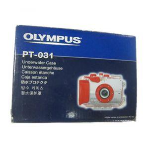Olympus PT 031 Underwater Camera Housing Waterproof Case Suit for SP