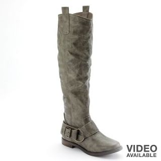 New Candies Tall Boots Sold Out at Khols Super Cute