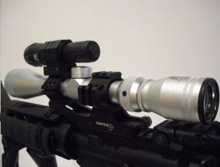 30mm 1 AR Pepr Tatical Cantilever Scope Mount for Picatinny Weaver