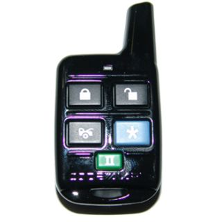 FCC ID H5OT36 Code Alarm CATX9000 Remote Start Remote