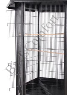 Parrot Bird Cages Large Parrot Aviary Cage Toy Toys Canaries