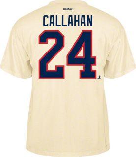 Ryan Callahan New York Rangers White Reebok 2012 Winter Classic