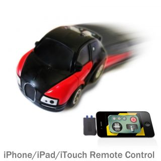 iOS Remote Control Toy Q2 Mini RC Stunt Car for iPhone 4S 3GS iPod