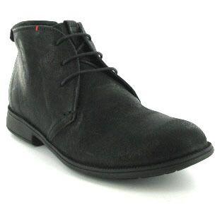 Camper Shoes 1913 36587 001 Mens Chukka Boot Black Sizes UK 7 12