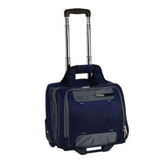 CalPak Quantum Rolling Laptop Briefcase