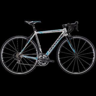 Cannondale CAAD10 5 2012 road bike womens 48cm compact cranks
