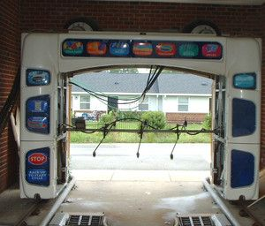 Touchfree Car Wash Clayton Ny