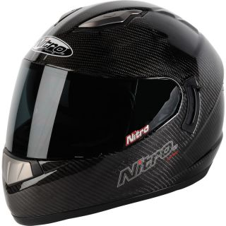 Carbon Fibre FF Lightweight ACU Gold Racing Motorcycle Crash Helmet