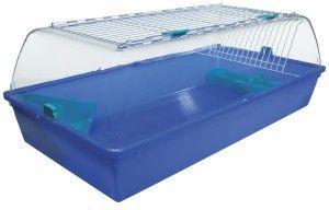 hagen zoozone large blue cage guinea pig rabbit etc  only £