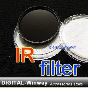 Infrared Infra Red IR Filter 760nm 760 for DC DV Camcorder Lens