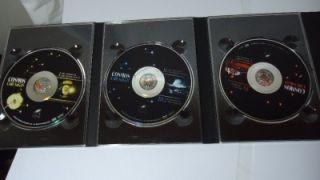 The Complete Collection DVD 2002 7 Disc Set Carl Sagan Box Set