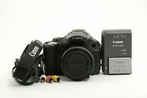 Canon PowerShot SX30 Is 14 1MP 35x Optical Zoom Digital Camera 219414