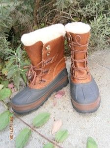 UGG Capitan Snow Boots New Style 2011 Men 9 9 5