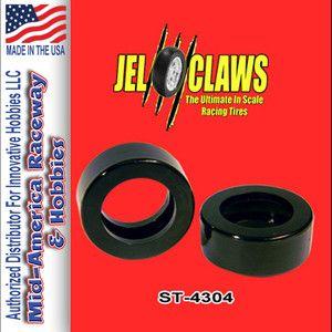 ST4304 1 43 Jel Claws Slot Car Racing Tires Carrera Go NASCAR