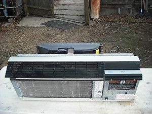 Heater Window Air Conditioner Carrier 12000btu with Electreic Heat 208