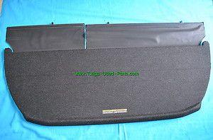 Suzuki Grand Vitara Cargo Cover Parcel Shelf Privacy Shade 06 10