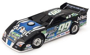 CARL EDWARDS AFLAC 99 DIRT LATE MODEL 2011 PRELUDE TO THE DREAM ADC 1