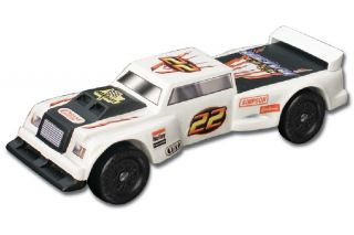 Baja Racer Pinewood Derby Car Kit   Official BSA Pinewood Derby Wheels