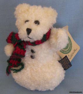 Boyds Plush Roly Polar Bear Canute 6 1996 Retired Tags