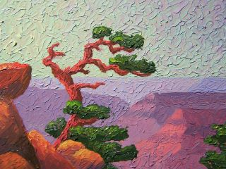 Glass Grand Canyon Bright Day Byxbe Sandzen Start $1