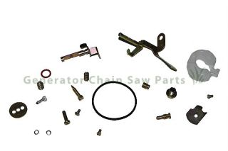 Engine Motor Generator Carburetor Carb Rebuild Repair Kit Parts