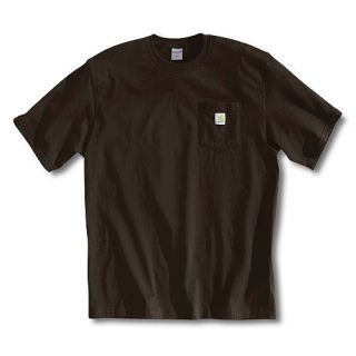 Carhartts short sleeve workwear pocket t shirt is an all purpose work