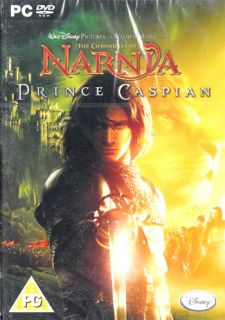 CD ROM The Chronicles of Narnia Prince Caspian 044702022953