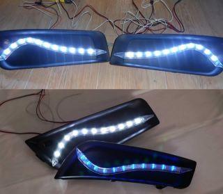 Car Day Time Driving Light LED Fog Lamp Lights for Chevy Chevrolet