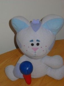 Blues Clues Cat Plush Periwinkle Sings Freeze Dance 9