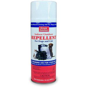 Indoor Outdoor Dog Cat Pet Repellent Training Aid Spray 14 Oz