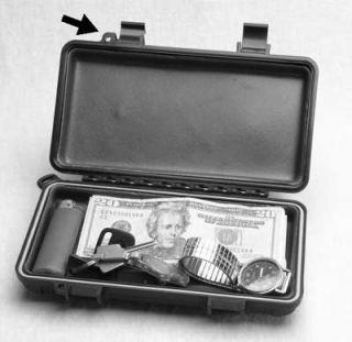 Magnetic Stash Box Home Security Car Safe