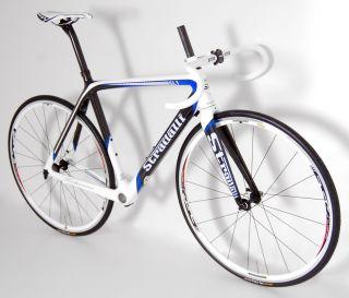 TREBISACCE SL1 CARBON ROAD BIKE CHASSIS BICYCLE FSA PROLOGO 58 cm