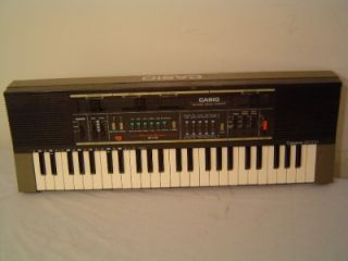 casio casiotone mt 210 electronic keyboard piano