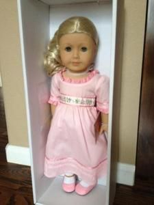 Caroline Abbott American Girl doll   Mint in box