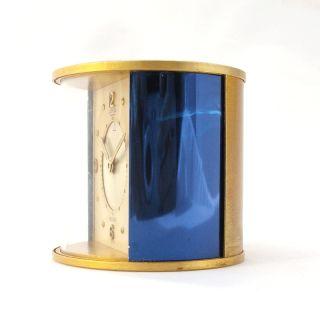 RARE Jaeger LeCoultre Vintage 8 Days Alarm Clock Memovox