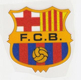 FC Barcelona Iron On Transfer Sticker for T shirt