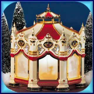 Carnival Carousel NEW Department Dept. 56 Snow Village D56 SV