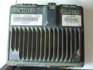 S10 Blazer Electronic Control Module 1996 Chevy 4x4