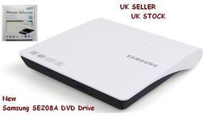 Apple Mac OS Compatible Samsung External CD DVD±RW Burner Dual Layer