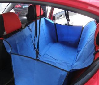 New Dog Cat Seat Cover Safety Pet Waterproof Hammock for