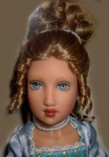 Retired American Girl Helen Kish Doll Cecile of France