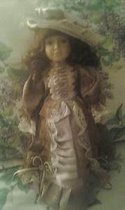 Cathay Collection Porcelin Doll Limited Production Beautiful 1oF 5000