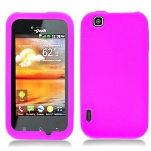 Silicone Skin Soft Gel Case Phone Cover for T Mobile LG myTouch