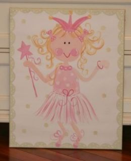Custom Kids Nursery Wall Art Princess Boutique Lil Peas